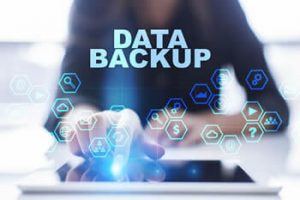 Data backup & recovery services by KSR Technologies.